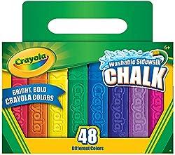 10. Side-Walk Chalk