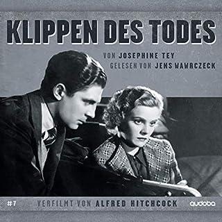 Klippen des Todes                   Autor:                                                                                                                                 Josephine Tey                               Sprecher:                                                                                                                                 Jens Wawrczeck                      Spieldauer: 7 Std. und 47 Min.     3 Bewertungen     Gesamt 4,7