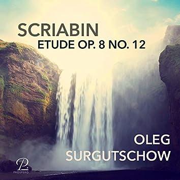 Etude in D-sharp minor, Op. 8 No. 12
