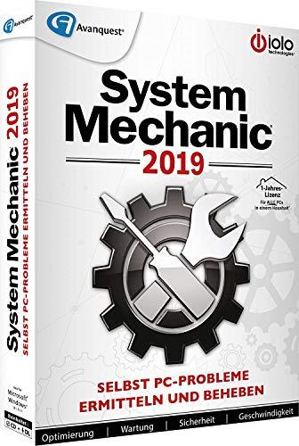 System Mechanic 2019 + Privacy Suite 18 DVD Bundle