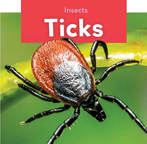 Ticks: English picture books for children (English Edition)
