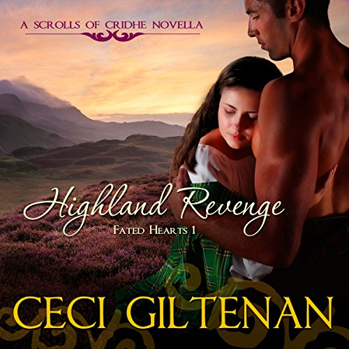 Highland Revenge audiobook cover art