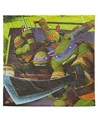 American Greetings Teenage Mutant Ninja Turtle. Plastic Party Cups