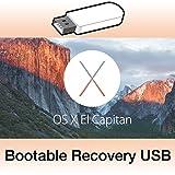 OS X 10.11.6 El Capitan bootfähigen USB-Stick Installer Recovery USB