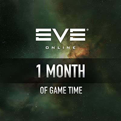 1 Month of Game Time : EVE Online [Game Connect]