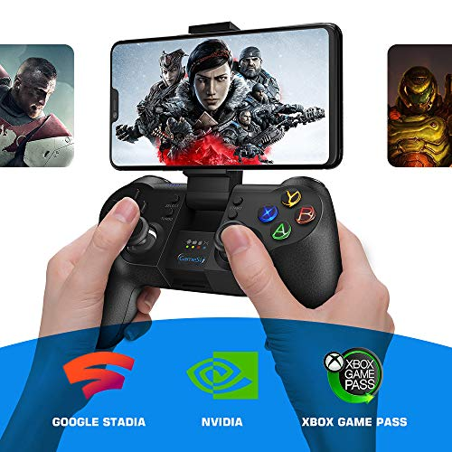 GameSir T1s Gaming Controller 2.4G Wireless Gamepad for Android Smartphone Tablet/PC Windows/Steam/Samsung VR/TV Box/ PS3