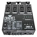 CHAUVET DJ LED Lighting, SILVER (DMX-4)