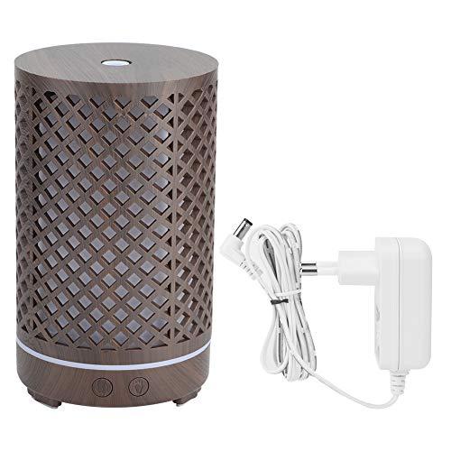 Humidificador de aroma, humidificador de aire doméstico, aceite esencial ultrasónico de 120 ml para la sala de estar del dormitorio(European regulations)