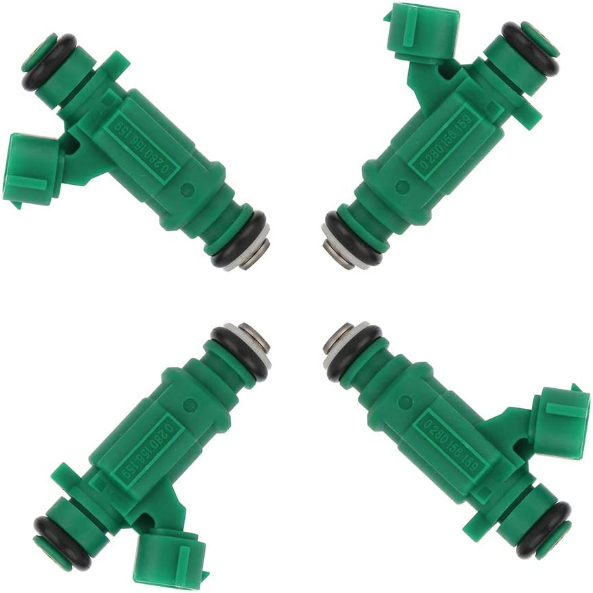 5 popular Injectors Selling rankings ZENITHIKE 4 pcs 12 Holes Injector Fuel Engine Set for