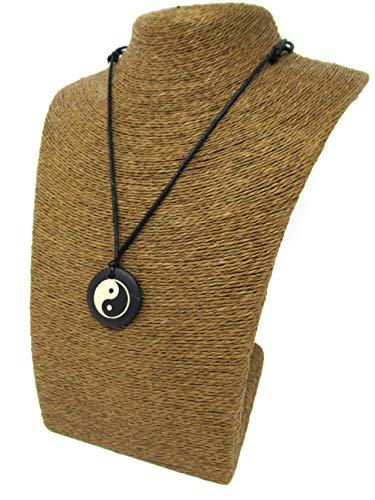 Yin Yang Necklace - Ying Yang Pendant - Tai-chi Symbol - Tao Necklace - Feng Shui