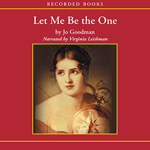 Let Me Be the One audiobook cover art