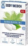 BodyMedica Kalorien Blocker 2 in 1, Reduziert die Kalorienaufnahme aus Fetten und Kohlenhydraten zur...