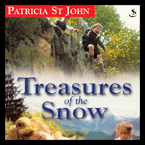 Treasures of the Snow audiobook cover art