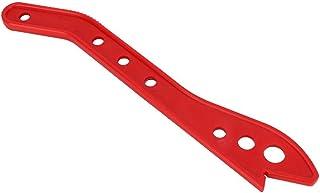 Effektiv hand-design-tryckpinne, röd träsåg-tryckpinne, för bordscirkelsåg bordsfrässsnickare
