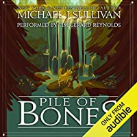 Pile of Bones Audible Book Deals