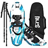 Best Snowshoes For Women - ALPS 25 Inches Snow Shoes for Men,Women,Youth Review