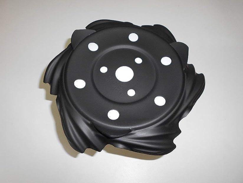 ぬるい通信網ひらめき草刈刃 ブレードレスロータリーブレード KE6タイプ(簡易包装)