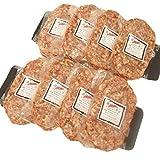 bonbori ( ぼんぼり ) 究極のひき肉で作る チキン100% ハンバーグ [200g×8個入り/プレーン] 無添加 / 冷凍 / ギフト / お取り寄せ/お歳暮
