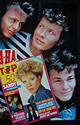TOP 50 123 1988 SANDY CLAUDIA PHILLIPS + POSTERS A-HA TERENCE TRENT D\'ARBY OFRA HAZA