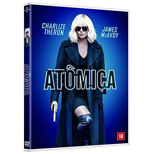 ATÔMICA DVD