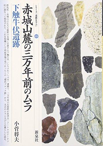赤城山麓の三万年前のムラ―下触牛伏遺跡 (シリーズ「遺跡を学ぶ」)