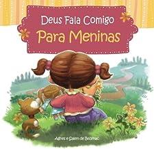 Deus fala comigo - Para Meninas: Um livro devocional para meninas (Volume 2) (Portuguese Edition)