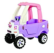 Little Tikes Princess Cozy Truck Ride-On by Little Tikes