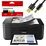 Best Inkjet All In One Printers - Canon Wireless Pixma TR4520 Inkjet All-in-one Printer Review