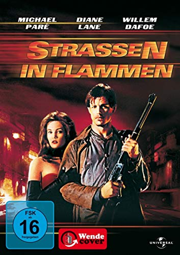 DVD * Strassen in Flammen [Import allemand]