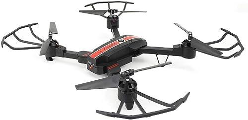 HaoLiao Drohne, Faltendes Hd-WiFi-Luftfürzeug in Größer H , Luftfürt-Modellspielzeug, Foto, Video, Echtzeit-übertragungskamera-Bild durch Mobiltelefon,rot