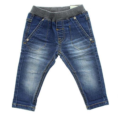 MINYMO jongens jeansbroek met loose fit jeans