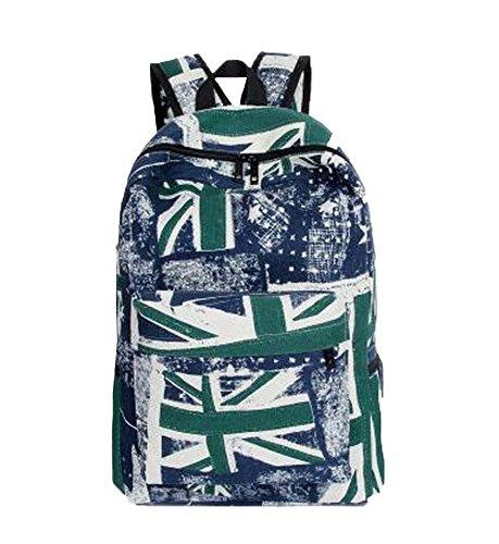 Utiles Daily Backpack Etudiants Book Bag Voyage