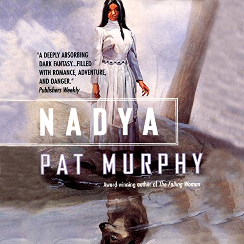 Nadya audiobook cover art