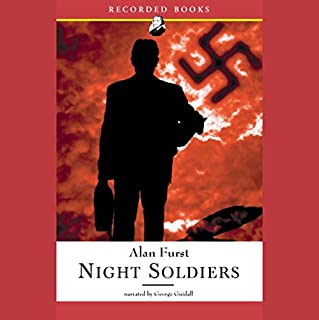 Night Soldiers cover art