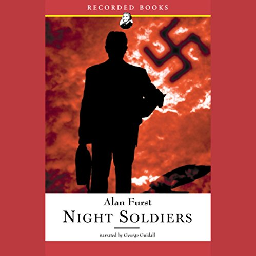 Night Soldiers audiobook cover art
