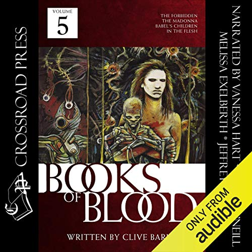 Couverture de The Books of Blood: Volume 5