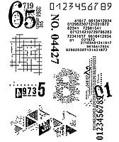 クリアスタンプ背景DIYスクラップブックカードアルバムペーパークラフトシリコンラバーローラー透明スタンプ898