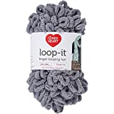 RED HEART Loop-It Yarn, Gr-8