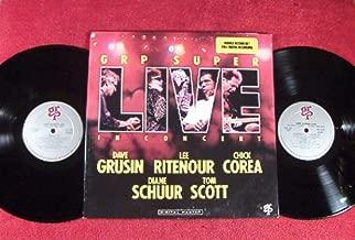 GRP Super Live in Concert: Double Jazz Lp: (1988)
