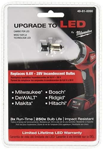 Milwaukee 49-81-0090 M12/M18 Taschenlampe LED Upgrade Kit