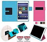 reboon booncover Tablet Hülle | u.a. für Google Nexus 7, HP Slate 7 | pink Gr. S2 | Tablet Tasche, Standfunktion, Kfz Tablet Halterung und mehr