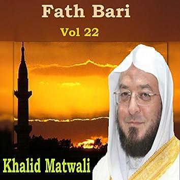 Fath Bari Vol 22 (Quran)