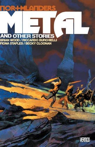 Northlanders Vol. 5: Metal (English Edition)