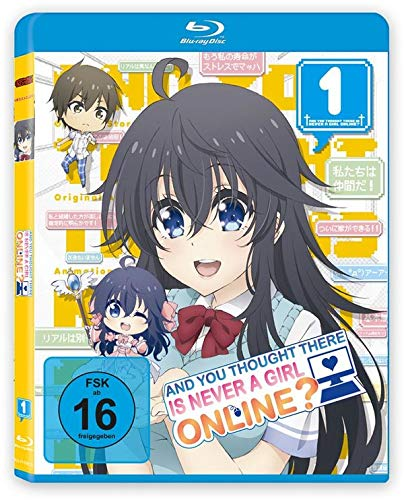 And you thought there is never a girl online? - Vol. 1 [Blu-ray]