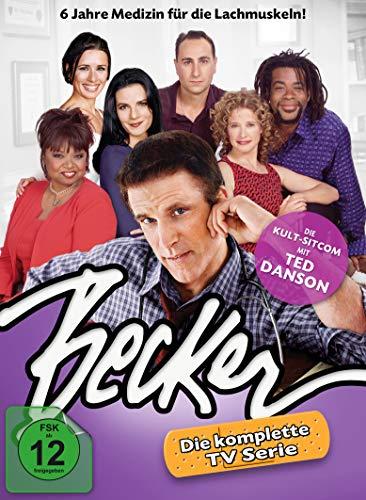 Becker - Gesamtbox (18 DVDs)