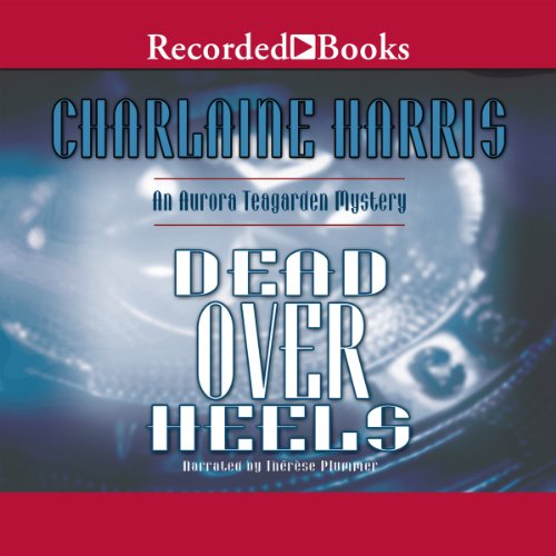 Dead Over Heels audiobook cover art