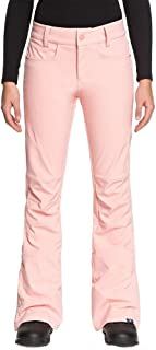 Roxy Snow Junior's Creek Softshell Fitted Snow Pant