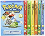 Pokémon Adventures Red & Blue Box Set: Set includes Vol. 1-7 (Pokémon Manga Box Sets)