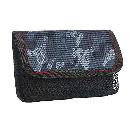 Mini bolso de nylon resistente al desgaste resistente a los arañazos bolsa portátil para deportes al aire libre