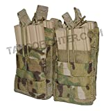 Condor Double Stacker M4 Mag Pouch (Multicam)